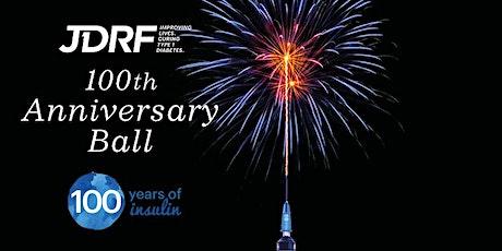 JDRF 100th Anniversary Edinburgh Ball tickets
