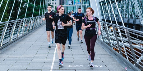 Never Stop London Tuesday Session - Fartlek Run tickets