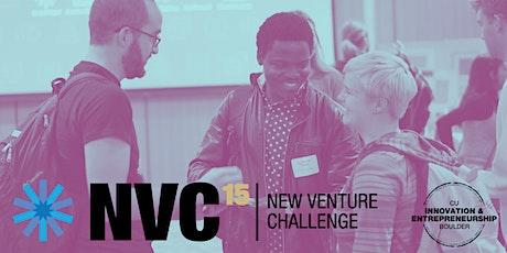 New Venture Challenge (NVC) 15 Kickoff tickets
