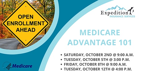 Medicare Advantage 101 tickets