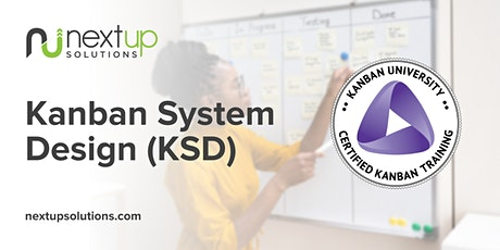 Kanban System Design (KSD) Training - Formerly KMP I (Virtual) tickets