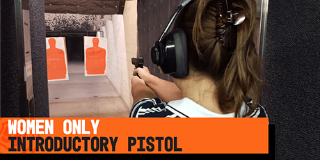 Women Only Introductory Pistol tickets