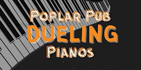 Poplar Pub Dueling Pianos tickets