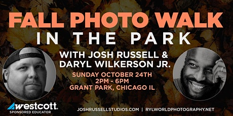 Fall Photo Walk in the Park tickets