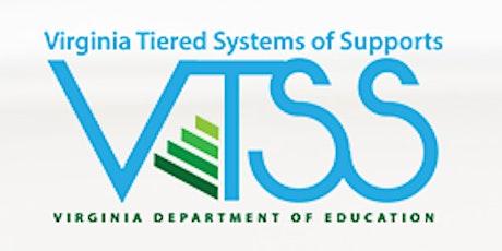 VTSS Virtual Defusing Disruptive Behavior  Nov.10, 17, and 18  1:00 - 4:00 tickets