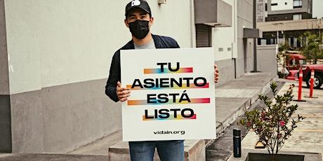 VIDAIN Monterrey | Reunión Presencial - 1:30 pm boletos