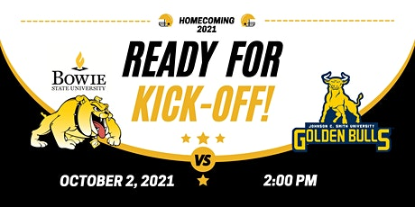 Bowie State vs. Johnson C. Smith - Bowie State Homecoming tickets