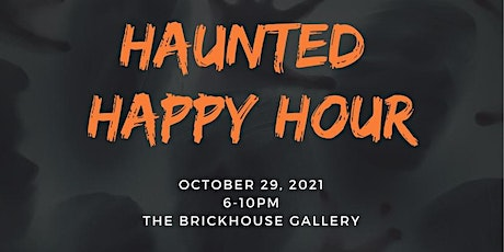 Haunted Happy Hour tickets