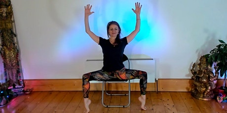 Teaching Accessible Chair Yoga tickets