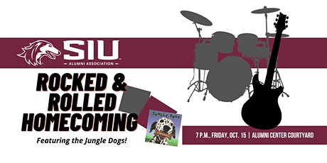 SIU Alumni Association's Rocked & Rolled Homecoming tickets