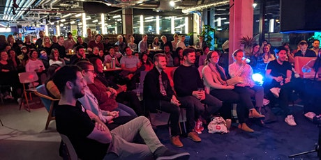 Happy Hour Comedy - Stand-Up in English #FREE SHOTs billets