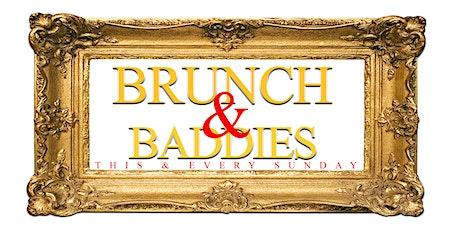 Brunch & Baddies Day Party tickets