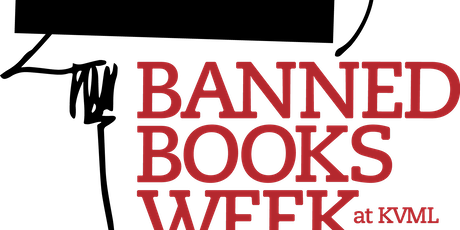 Banned Books Week Day 1 - Young Voices Need to be Heard - Virtual Pass tickets