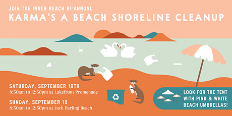 Karma's a Beach Shoreline Cleanup tickets