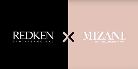 Redken X Mizani Texture Class tickets