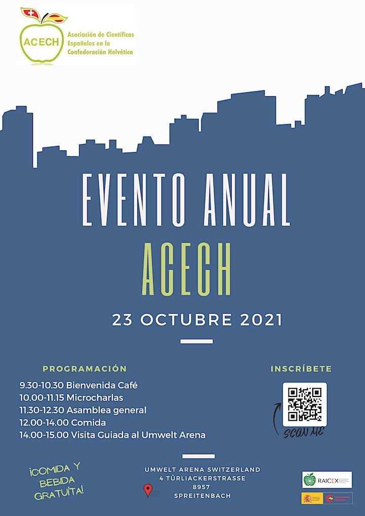 Evento científico y social de la ACECH image