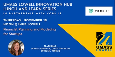 Financial Planning and Modeling for Startups tickets