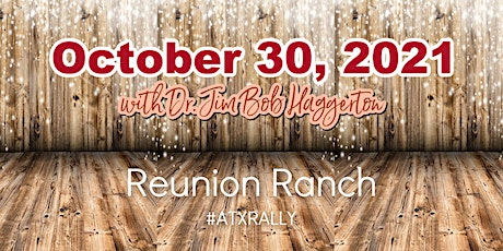 Young Living Austin Rally - October 30, 2021 - Reunion Ranch tickets