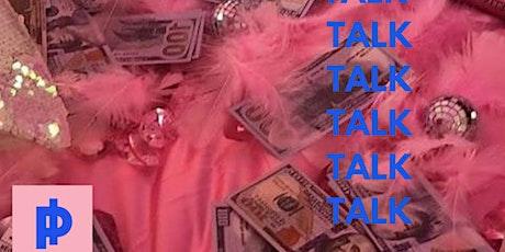 Talk  : 1h pour lancer ma boîte ! #lapatronnerie billets