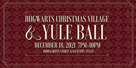 Hogwarts Christmas Village & YULE BALL tickets