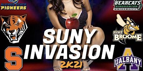 SUNY Invasion tickets