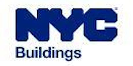 DOB Queens Borough Monthly Industry Meeting tickets
