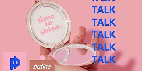 Talk :  Monter sa marque de cosmétique c'est possible ?#lapatronnerie billets
