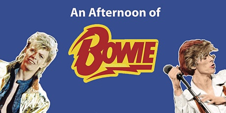 An Afternoon With David Bowie tickets