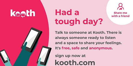 KOOTH Information session for Professionals in the South West tickets
