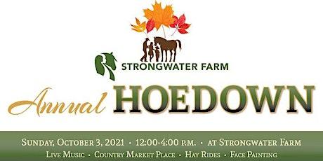 Strongwater Farm Annual Hoedown tickets