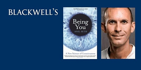 Philosophy in the Bookshop - Being You by Anil Seth tickets