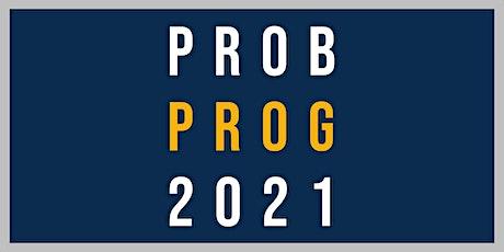 PROBPROG 2021 tickets