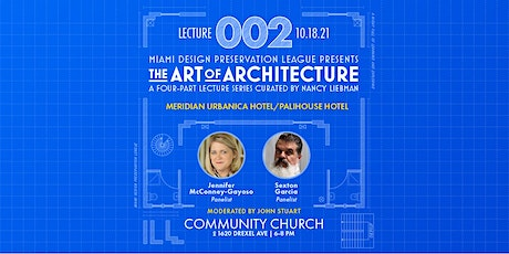 """""""Art of Architecture"""" Meridian Urbanica and Palihouse Hotel (Lecture 2) tickets"""
