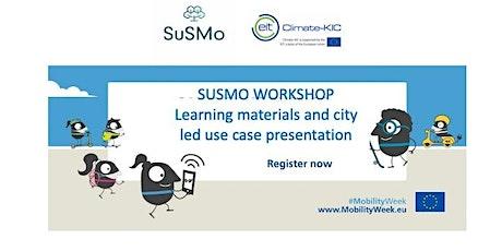SUSMO Workshop biglietti