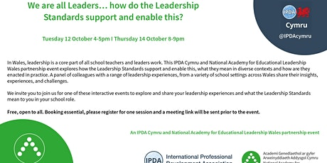 We are all Leaders…how do the Leadership Standards support and enable this? tickets