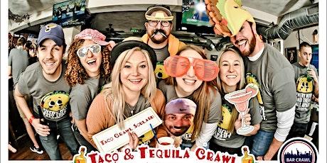 3rd Annual Taco & Tequila Crawl: Soulard tickets