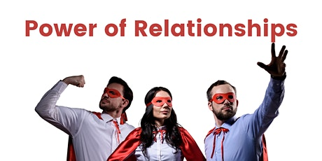 Power of Relationships: Virtual Lunch and Learn tickets