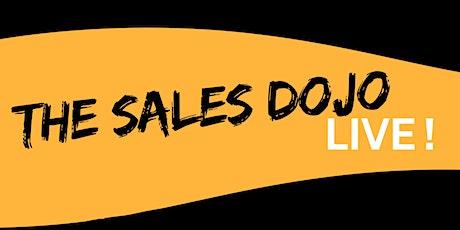 The Sales Dojo - Live! tickets