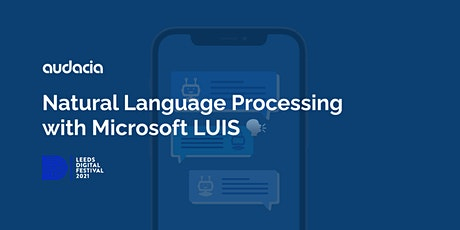 Natural Language Processing with Microsoft LUIS tickets