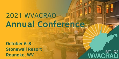 WVACRAO 2021 Annual Conference tickets