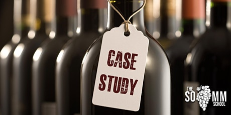 Case Study - New World Pinot Noir tickets