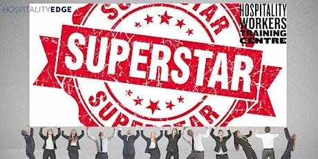Customer Service Superstars  -  Registration tickets