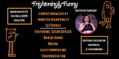 Frighteningly Funny Comedy Showcase tickets
