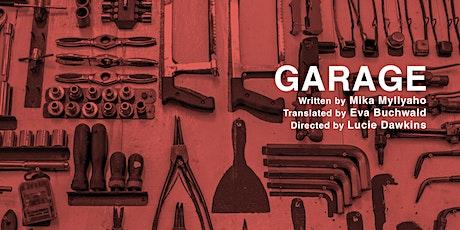 GARAGE   New Nordics Festival tickets