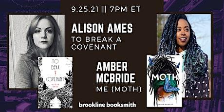 Alison Ames & Amber McBride tickets
