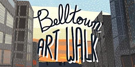 Belltown Art Walk tickets