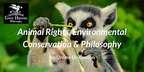Animal Rights & Philosophy ~ Friday Philosophy Group tickets