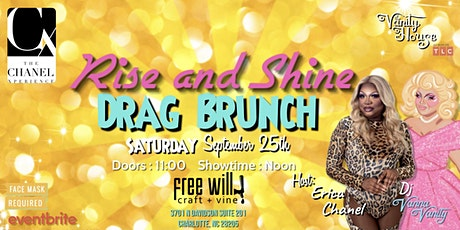 Rise and Shine Saturday Drag Brunch tickets