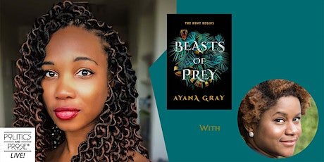 P&P Live! Ayana Gray | BEASTS OF PREY with Namina Forna tickets