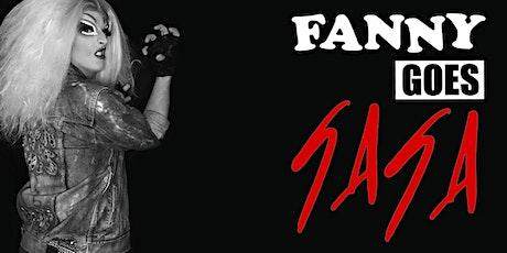FANNY GOES GAGA tickets